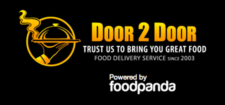 Door 2 Door powered by FoodPanda