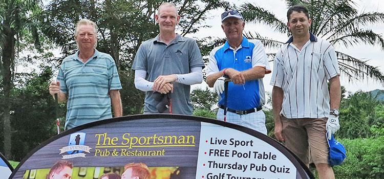 Pattaya Golf Society at The Sportsman